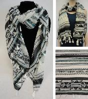 Fashion Scarf [Aztec Design]